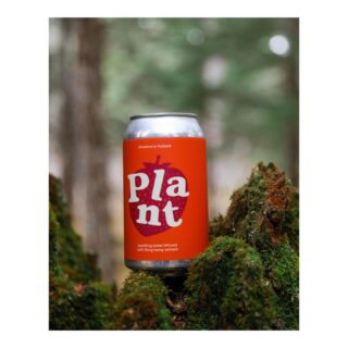 Relaxing after a big hike? @enjoyaplant sparkling water, with unique flavors each infused with 15mg CBD!