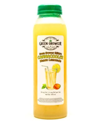 @greengrowcer907 just dropped off a fresh batch of mango canna coolers. They are sooo tasty and refreshing! 🤤🥭🍋